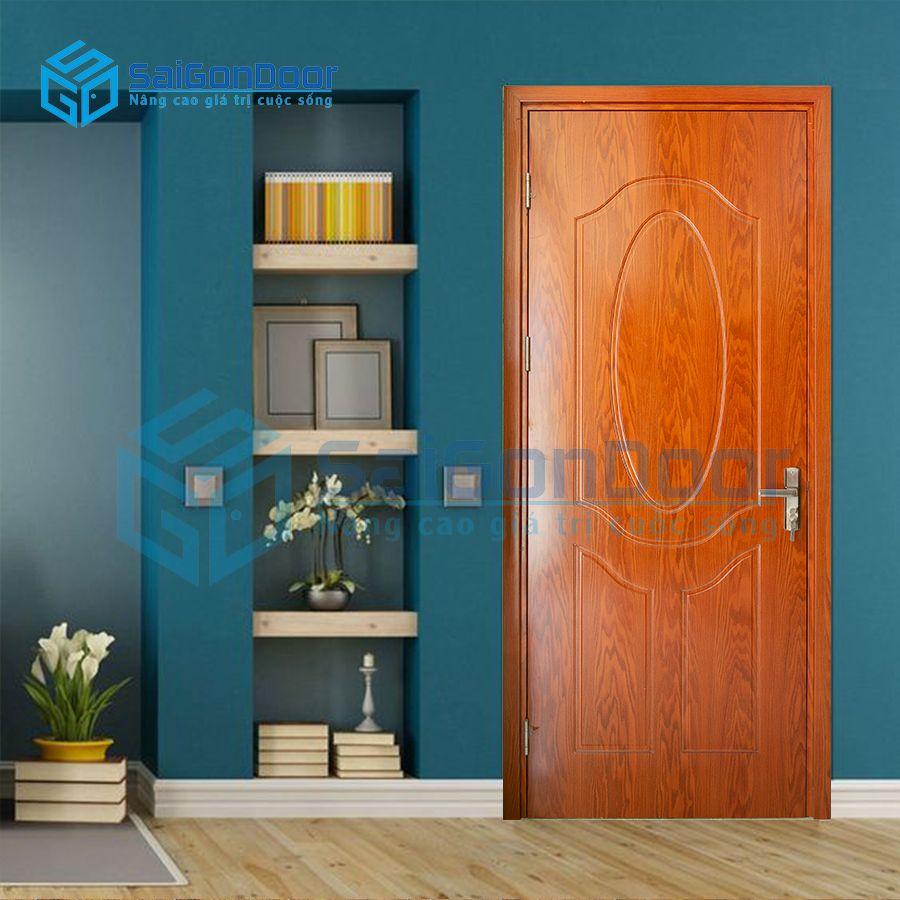 Cửa phòng ngủ chống cháy tăng sự an toàn và riêng tư GCC.3BO-XOAN DAO