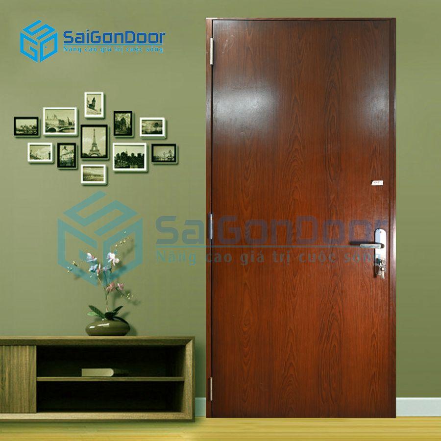 Cửa nhà ở cao cấp dùng bằng cửa thép chống cháy cao cấp TCCVG.P1-120P