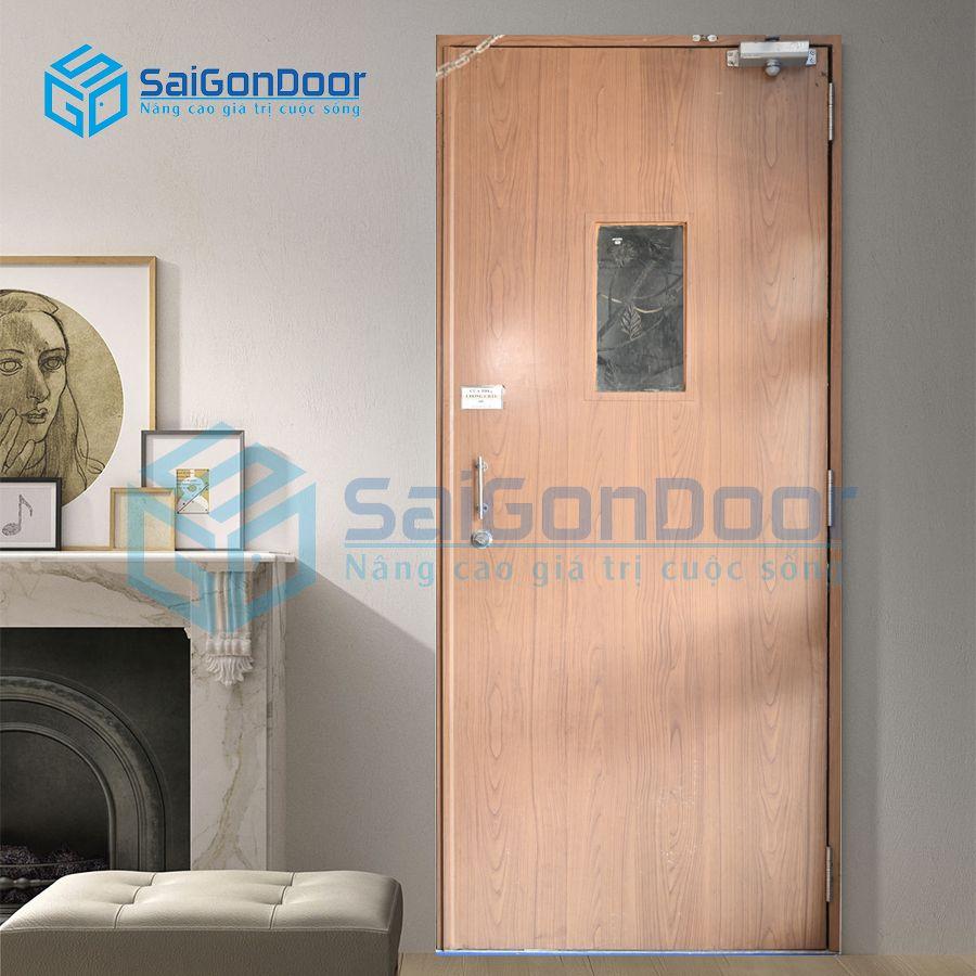 Cửa an toàn dùng cho chung cư cao cấp TCCVG.P1G1-60P